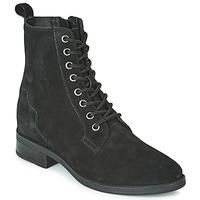 Cipők Női Csizmák Esprit CICILY LB Fekete
