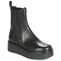 Cipők Női Csizmák Vagabond TARA Fekete