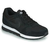 Cipők Női Rövid szárú edzőcipők Nike MD RUNNER 2  W Fekete
