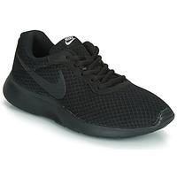 Cipők Női Rövid szárú edzőcipők Nike TANJUN W Fekete