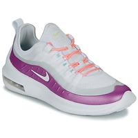 Cipők Női Rövid szárú edzőcipők Nike AIR MAX AXIS W Fehér / Lila