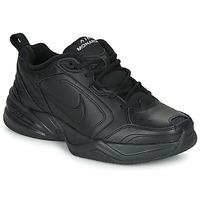 Cipők Férfi Rövid szárú edzőcipők Nike AIR MONARCH IV Fekete