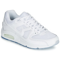 Cipők Férfi Rövid szárú edzőcipők Nike AIR MAX COMMAND Fehér