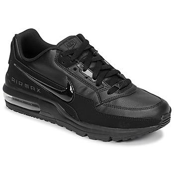 Cipők Férfi Rövid szárú edzőcipők Nike AIR MAX LTD 3 Fekete