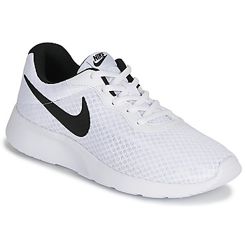 Cipők Férfi Rövid szárú edzőcipők Nike TANJUN Fehér / Fekete