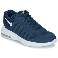 Cipők Gyerek Rövid szárú edzőcipők Nike AIR MAX INVIGOR PRE-SCHOOL Kék