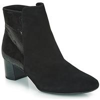 Cipők Női Bokacsizmák Peter Kaiser ODILIE Fekete