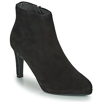 Cipők Női Bokacsizmák Peter Kaiser PRISSY Fekete
