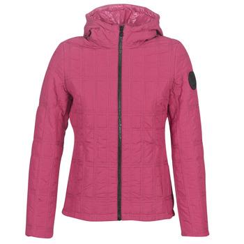 Ruhák Női Steppelt kabátok Desigual EDIMBURGO Piros
