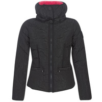 Ruhák Női Steppelt kabátok Desigual BRISTOL Fekete