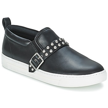 Shoes Női Belebújós cipők Marc by Marc Jacobs CUTE KICKS KENMARE Fekete
