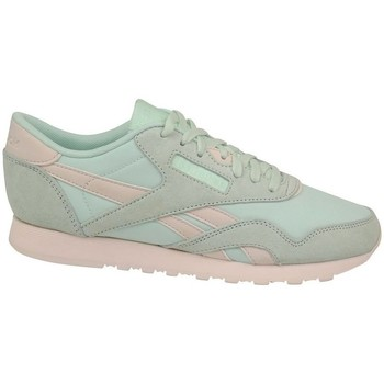 Cipők Női Rövid szárú edzőcipők Reebok Sport CL Nylon
