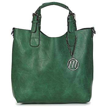 Táskák Női Kézitáskák Moony Mood EMIRA Zöld