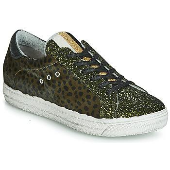 Cipők Női Rövid szárú edzőcipők Meline MILLE Keki