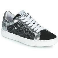 Cipők Női Rövid szárú edzőcipők Meline PAKITELLE Fekete