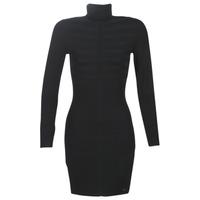 Ruhák Női Rövid ruhák Morgan RMENTO Fekete
