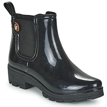 Cipők Női Gumicsizmák Gioseppo 40840 Fekete