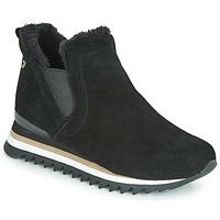 Cipők Női Magas szárú edzőcipők Gioseppo ECKERO Fekete
