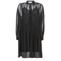 Ruhák Női Rövid ruhák Replay W9525-000-83494-098 Fekete