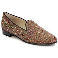 Cipők Női Mokkaszínek Etro BORCHIE Barna