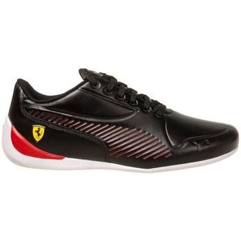 Cipők Fiú Rövid szárú edzőcipők Puma SF Drift Cat 7S Ultra JR Fekete