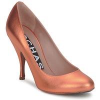 Shoes Női Félcipők Rochas RO18061-90 Fémes-Narancssárga