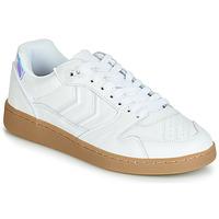 Cipők Női Rövid szárú edzőcipők Hummel HB TEAM SNOW BLIND Fehér