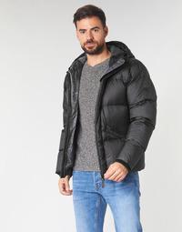 Ruhák Férfi Steppelt kabátok Marc O'Polo 929080170324-991 Fekete
