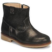 Cipők Lány Csizmák Pablosky 475157 Bronz