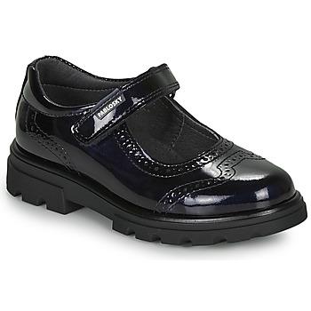 Cipők Lány Balerina cipők  Pablosky 335829 Tengerész