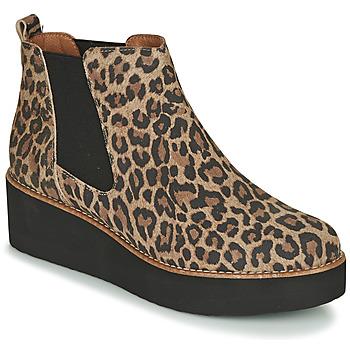 Cipők Női Csizmák Fericelli LORNA Barna