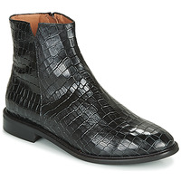 Cipők Női Csizmák Fericelli LANAELLE Fekete