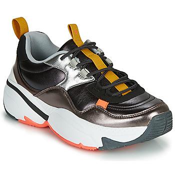 Cipők Női Rövid szárú edzőcipők Victoria AIRE MULTI Fekete