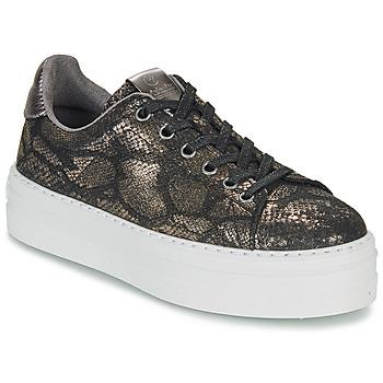 Cipők Női Rövid szárú edzőcipők Victoria BARCELONA DEPORTIVO Fekete