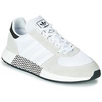 Cipők Rövid szárú edzőcipők adidas Originals MARATHON TECH Fehér