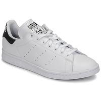 Cipők Rövid szárú edzőcipők adidas Originals STAN SMITH Fehér / Fekete
