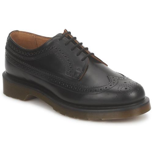 Cipők Oxford cipők Dr Martens 3989 Fekete