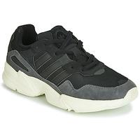 Cipők Férfi Rövid szárú edzőcipők adidas Originals YUNG-96 Fekete