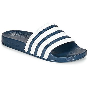 Cipők strandpapucsok adidas Originals ADILETTE Kék / Fehér