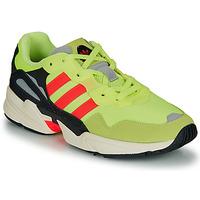 Cipők Férfi Rövid szárú edzőcipők adidas Originals YUNG-96 Citromsárga