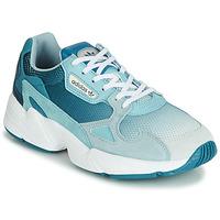 Cipők Női Rövid szárú edzőcipők adidas Originals FALCON W Kék