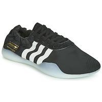 Cipők Női Rövid szárú edzőcipők adidas Originals TAEKWONDO TEAM W Fekete