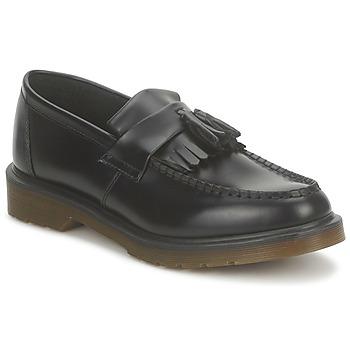 Cipők Mokkaszínek Dr Martens ADRIAN Fekete