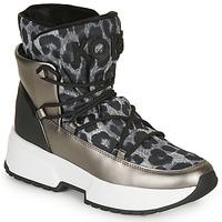 Cipők Női Hótaposók MICHAEL Michael Kors CASSIA BOOTIE Leopárd