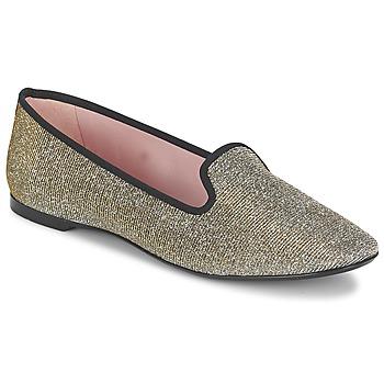Cipők Női Balerina cipők / babák Pretty Ballerinas FAYE Fémes / Fényes