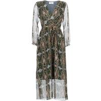 Ruhák Női Hosszú ruhák Betty London LILIE-ROSE Zöld / Sokszínű