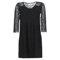 Ruhák Női Rövid ruhák Betty London LUUNA Fekete