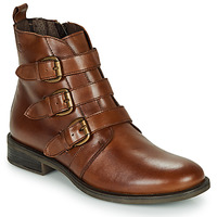 Cipők Női Csizmák Betty London LENA Konyak