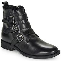 Cipők Női Csizmák Betty London LENA Fekete