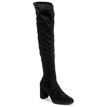 Cipők Női Combcsizmák Betty London LAHNA Fekete